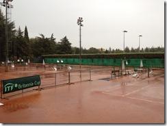 wet ct Thursday