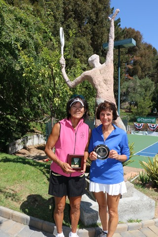 singles in chamisal Chamisal saturday: unseeded amanda parson siegel wins 35 singles top seeded diane barker cruises to 55 singles crown.