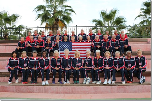 USA Super Senior Teams 2014