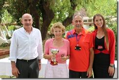 Heide Orth, 70s champion