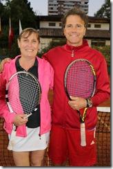 Marc Pepin and Shirley Echaiz