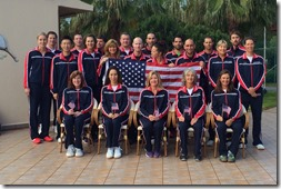 USA Young Seniors, 2015, Turkey