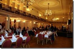 Official Dinner in Karlovy Vary