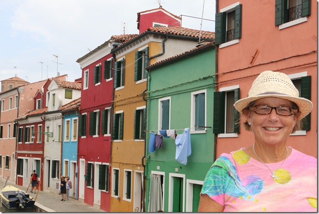CAN in Burano