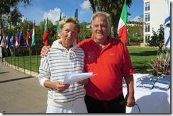 W55 Champion, Karin Dippner, GER