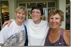 Lola O'Sullivan, Margie Cooper, Dorothy Wasser